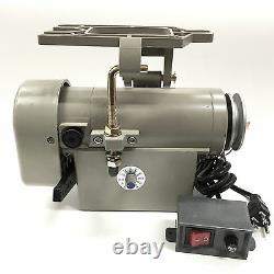 Industrial Sewing Machine Electric Servo Motor Quiet Running, 550W, 110V