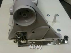 Juki DDL 8100e Industrial Sewing Machine Complete With Stand, Top & Servo Motor