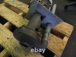 Knoll Centrifugal Pump TG40-07/15 285 with 2 HP Siemens AC Motor, Used, WARRANTY
