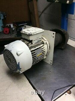 Knoll Submersible Coolant Pump Motor, ST 90S C2 / ST90SC2, TG40-80/15 330, Used