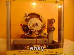 LabVolt EMS 8254 Universal Motor Electronic Electrical Mechanical Industrial