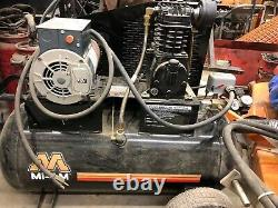 MI-T-M AM1-PE02-20M Industrial-UL listed electric motor