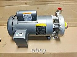 MP 31348 centrifugal pump with Baldor Electric VL3515 2 HP Industrial Motor