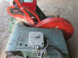 Miller Paint Shaker Mixer 3/4HP Electric Motor 1 to 5 Gallon Industrial Use
