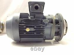 NEW! EBARA 73095 50 x 40 Stainless Steel SS CENTRIFUGAL PUMP 1.5kW 2HP 200V 220V