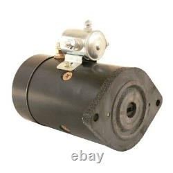 NEW Motor For Hale Primer Pumps Replaces 46-3663 MCL6509 MCL6509S W-6542