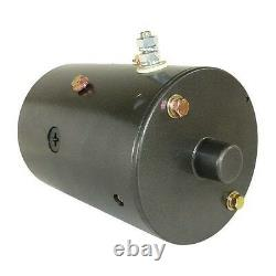 New 12 Volt Pump Motor For Waltco Mdy7050 Mdy7057 Mdy7057a Mdy7059 Mdy7068