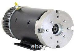New 24 Volt Hydraulic Pump Motor Replaces 2200980 7011041 Mbd-5112s D468210xwf02