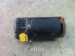 New 24v Electric Pump Motor Js Barnes 2200-027 2200-214 715141 2200027 2200214
