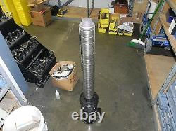 New 2HP Grundfos Oil Pump, Baldor motor, P/N# VM3555-NP