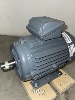 New 2 WEG Atlas Copco W22 Premium Motor Industrial Controls Electric Motors