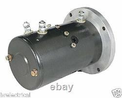 New H. D 12v Winch Motor Electrodyne Lobster Pot Puller 2641560 M-2400 W-8930b