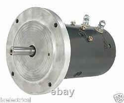 New Heavy Duty Winch Motor Double Ball Bearing For Lobster Pot Haulers, W8930b