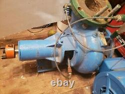 Paco Industrial Centrifugal Water Pump 190gpm withBaldor 10hp three Phase 3450rpm