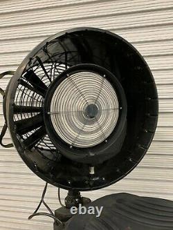 Power Breezer Industrial-Grade Portable Cooling Fan 14k CFM PLEASE READ