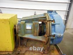 RX-3633, METSO HM150 LHC-D 6 x 4 SLURRY PUMP With 25HP MOTOR AND FRAME