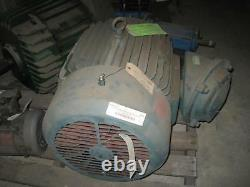 Reliance Industrial Electrical Motor 324T Frame 25 HP 1175 RPM