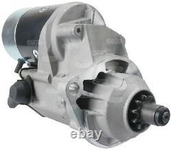 STARTER MOTOR FOR Cummins Industrials ENGINE 24 VOLT 10 TEETH 4.5 KW