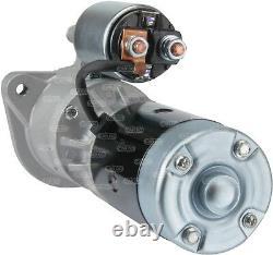 STARTER MOTOR FOR Vetus Marine M2 C5 D5 06 09 Pel Job Industrial EB150 ED