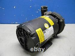 Shurflo Cast Iron Centrifugal Pump 1-1/2 HP Hi Head Viton Seal 208-230/460V 3PH