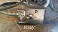 Singer Industrial Sewing Machine Electric Transmitter Motor Assembly
