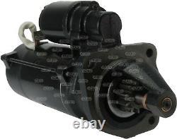 Starter Motor For Iskra Jcb 12 Volt 10 Teeth 4.0 Kw Agricultural Industrial