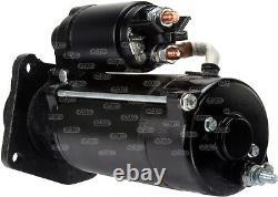 Starter Motor For Jcb Iskra Industrial 12 Volt 11 Teeth 4.2 Kw Cr New