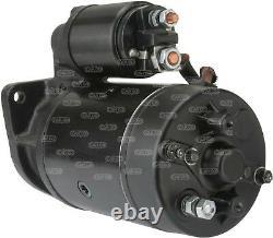 Starter Motor For Perkins Magneti Marelli Lucas 12 Volt 13 Teeth 2.1 Kw