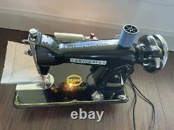 Super Leather and Canvas Sewing. Refurbished. 30 Day Guarantee. 1.5 AMP Motor. J