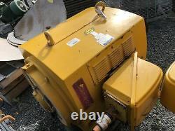 TECO WESTINGHOUSE 400 hp Industrial Electric Motor No. P4006