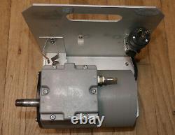 THOMAS 607CA32 Pneumatic Air Compressor Vacuum Pump Motor 608510 Handmade Caddy