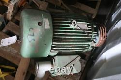 TOSHIBA 50 hp Industrial Electric Motor