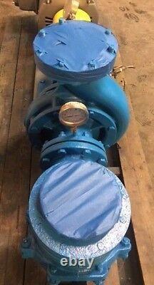 Taco 40 HP 8 X 8 855 Gpm @ 100 Ft Centrifugal Water Pump Bb6012 10.7 D1 Lincoln