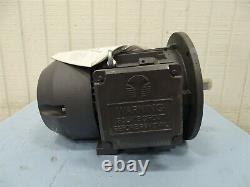 Techtop GR3-CI-TF-184T-4-B-D-5 Industrial Electric Motor 5hp