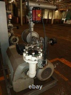 Toshiba B0156flb3umw Vacuum Pump 15hp Motor Capacity