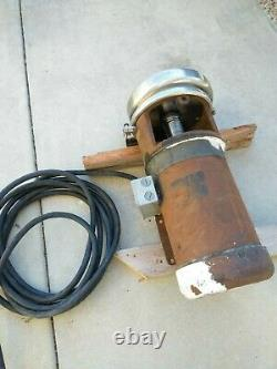 Tri-clover C328 Stainless Steel Centrifugal Pump 10hp