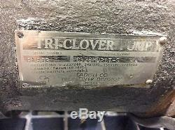 Tri-clover C328md21t-s Stainless Steel Centrifugal Pump 20hp