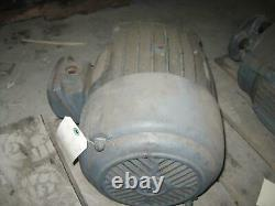US Electrical Industrial Enclosed Motor 215 Frame 5 HP 1800 RPM