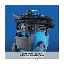 Vacmaster 4 Gallon, 5 Peak HP with 2-Stage Industrial Motor Wet/Dry Floor Vac