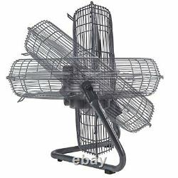Ventilador De Alta Velocidad Industrial De Piso Pared Ventiladores Para Gimnasio