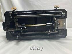 Vtg 1954 Singer 15-91 Sewing Machine Industrial Electric Motor ORIGINAL RECEIPT