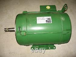 WEG 01536OT3E215JM 15 HP, 3-Phase Close-Coupled Pump Motor Continuous Duty