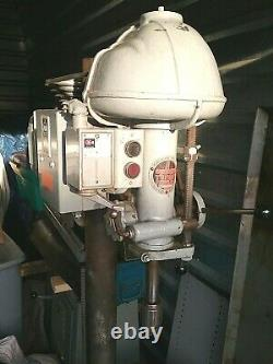 Walker Turner Industrial Heavy Duty Drill Press 3/4 HP 230 Volt Delta Motor