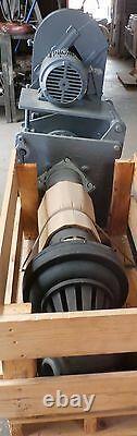 Warman Waste Water Recirculation Pump, 040PVSPWR-E, With Simens 5Hp Motor