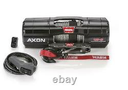 Warn For Industries AXON 45-S Powersport Winch 4.500 Lbs 12V DC Motor 101140