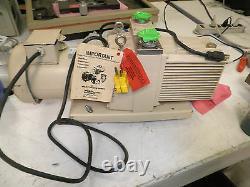 Welch Allyn Model 8834 DirecTorr Vacuum Pupm with Franklin 1112745400 Motor W
