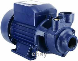 1/2hp 110v Electric Industrial Centrifugal Clear Clean Water Pump Pool Pond États-unis