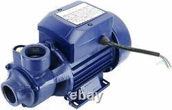 1 / 2hp Centrifuge Clean Clear Pompe À Eau Électrique Piscine Industrielle Étang Pompe Ferme