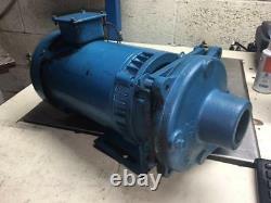 2 HP Burks Pompe Centrifuge, T320ga5-1-1 / 4 / T320ga5-1-1 / 4 À 4,88, 230 / 460v, Occasion