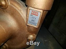 2 HP Teel # 2xz14 Bronze Centrifuge Puits Peu Profond Pompe À Eau, 115/1/60, 3450 RPM